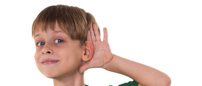 sintomas perdida auditiva infantil
