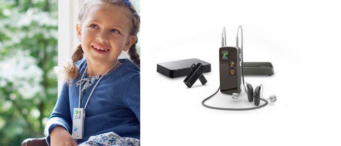 sistemas fm para niños